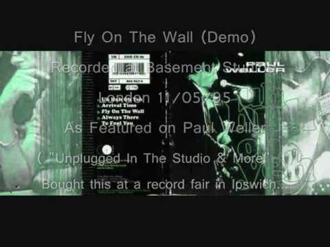 Paul Weller - Fly On The wall ( Demo)