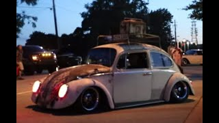 CLASSIC CARS CRUISING DOWNTOWN FLORENCE 2019