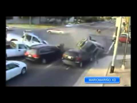 Video 4 Choques Y Accidentes video