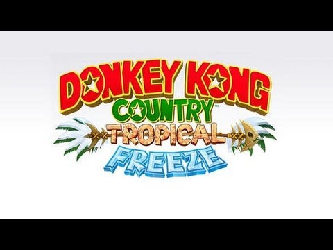 Donkey Kong Country - Tropical Freeze Gameplay Walkthrough Trailer - E3 2013 - E3M13 Wii U