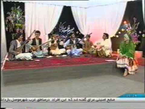 Sayed Anwar Azad ,Ali daryab, Hamayoon lali, Merchaman Sultani, Haroon and Ibrahim Qayomi in  Festival Programe from Negaah TV 10 September 2010 Part 1
