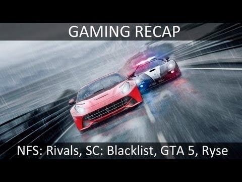 Gaming Recap 22/07 - 28/07 (игровые новости с юмором) [пилот]