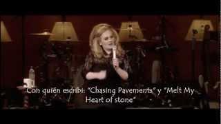 Adele Video - Adele - Take It All (live) (Subtitulada al Español)