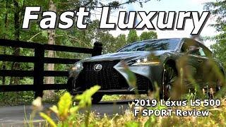 2019 Lexus LS 500 F SPORT Review - Fast Luxury