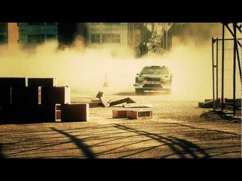 Ken Block s DiRT 3 Gymkhana: Battersea Power Station, London