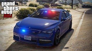 GTA 5 Roleplay - DOJ 279 - Red Handed (Criminal)