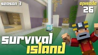 Minecraft Xbox One: Survival Island - Season 3! (Ep.26 - Colored Beacon!)