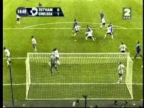 Chelsea - Tottenham-Claude Makelele