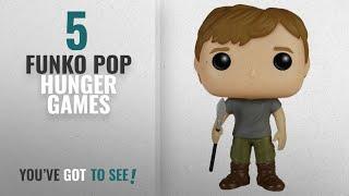 Top 10 Funko Pop Hunger Games [2018]: Funko POP Movies: The Hunger Games - Peeta Mellark Action