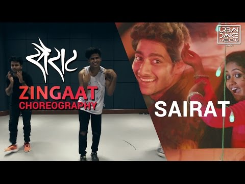 Zingaat Choreography by Tushar Shetty SYTYCD India | I am HipHop Crew