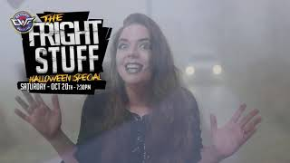 """CWF Mid-Atlantic Wrestling: The Ghost of CL Party invites you to """"The Fright Stuff"""""""