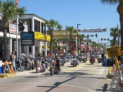 2014 Daytona Bike Week LIVE STREAMING VIDEO on Tuesday, March 11th
