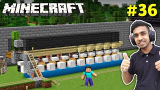 I MADE VILLAGER'S TRADING HALL | MINECRAFT GAMEPLAY #36