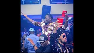 WATCH:PHYNO,OLAMIDE AND LIL KESH BURNING MONEY IN NIGHT CLUB