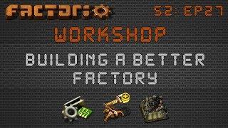 Medic's Belt/Assembler Production Facility :: Factorio Workshop Season 2 - Building A Better Factory