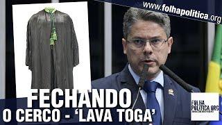 URGENTE: Senador Delegado Alessandro pronuncia-se sobre nova CPI da 'Operação Lava Toga' / STF