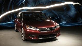 2013 Honda Accord - 2013 10Best Cars - CAR and DRIVER