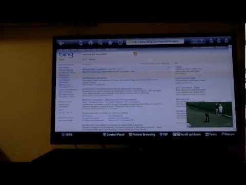 How to browse the Web with Samsung SMART TV