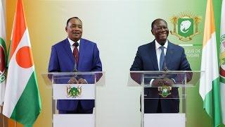 Entretien avec le Président du Niger, SEM Mahamadou ISSOUFOU