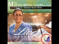 We're More Than Conquerors - Mattie Moss Clark