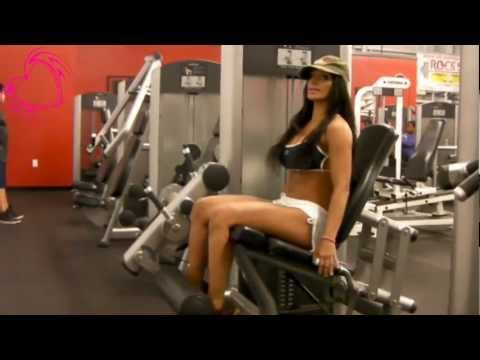 Leg Extensions and Leg Press Image 1