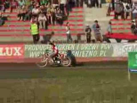 Żużel Start Gniezno Vs Speedway Równe 44:49