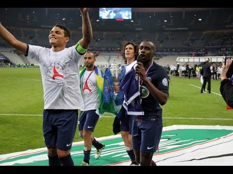 Coupe de France : joie et réaction de Blaise Matuidi !