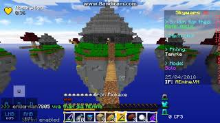 Skywars 14#Chien Thang Bang Can Cau !!!!😈😈😈😈😈