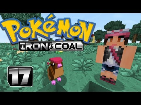 Pokémon: Iron & Coal [Pixelmon Part 17] - Fields of Cadmium