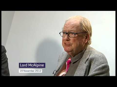 McAlpine, 'Thatcher's soulmate', dies