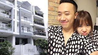 Choáng với không gian bên trong tổ ấm của Trấn Thành - Hari Won - TIN TỨC 24H TV