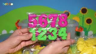 Bộ đồ chơi cát động lực vi sinh an toàn cho bé