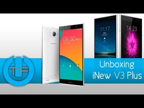 Unboxing iNew V3 Plus   Primeras Impresiones