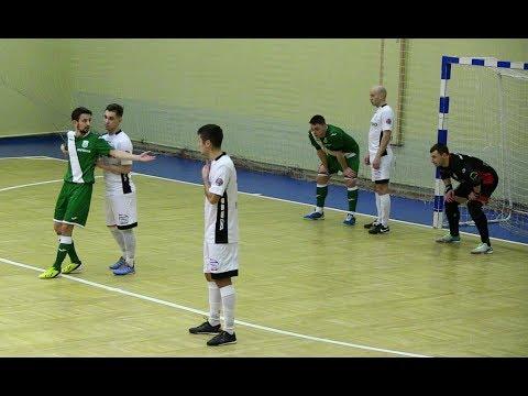 БОРИСОВ-900 (Борисов) - УВД-Динамо (Гродно) - 2:4 (1:0). 15.12.2017 Обзор матча.