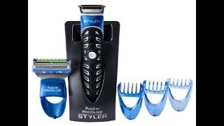 Review: Gillette Fusion ProGlide Styler