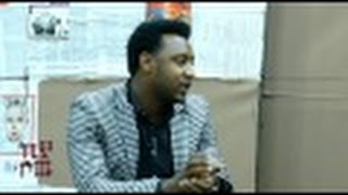 Gospel Singer Teddy Taddese interview at kiya show