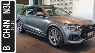 In Depth Tour Audi Q8 55TFSI - Indonesia