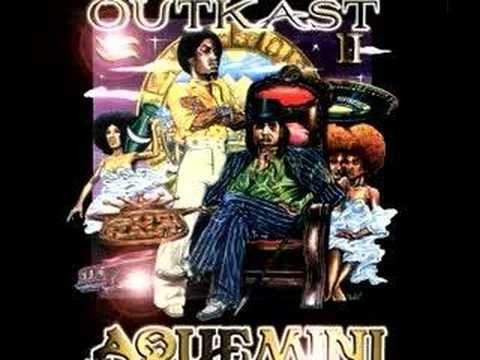Outkast - SpottieOttieDopaliscious