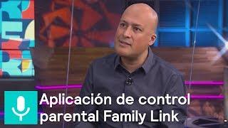 Aplicación de control parental Family Link