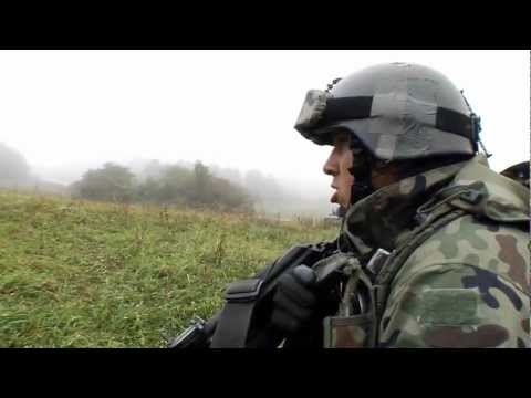 Real Call of Duty Polish Fire Fight Training Ops Image 1