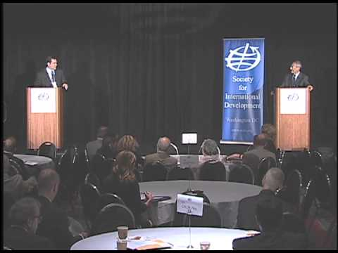 Opening Keynote Address John Pedesta: 2013 SID Washington Annual Conference