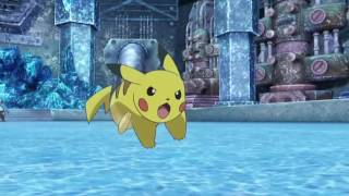 Pikachu AMV - Childish War