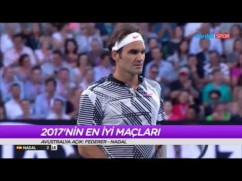 2017 ATP Sezonunun En İyi 6 Maçı