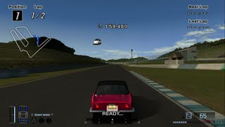 Gran Turismo 4 - Honda S500 '63 PS2 Gameplay HD
