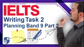 Academic IELTS Writing Task 2 Understanding and Planning Part 2 - Essay Example and Structure