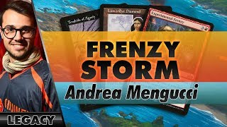 Experimental Frenzy Storm - Legacy | Channel Mengucci