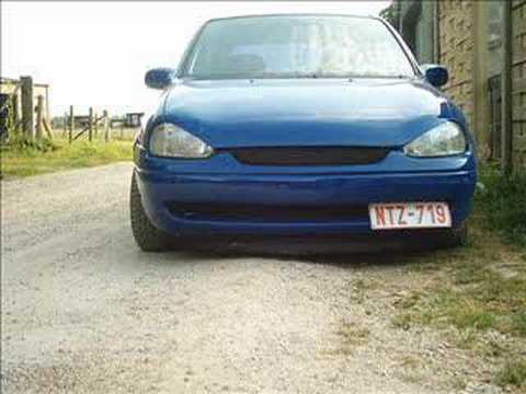 CorsaBBoomer: Opel Corsa B The Long Version