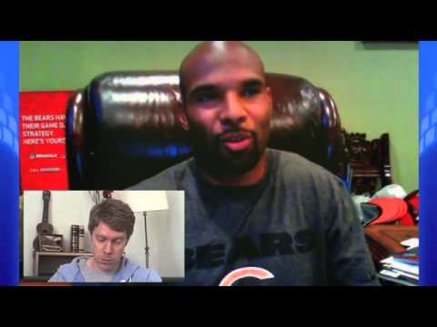 Brad Gets Matt Forte Pumped For A Big Match Up (Brought to you by Lenovo)