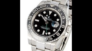 Why Rolex Discontinued the All-Black GMT Master 2