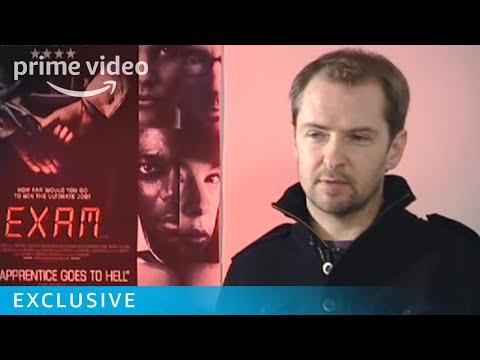 Newcomer Stuart Hazeldine Makes His Debut | Exam | Prime Video